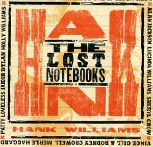 lost notebooks of hank williams cover