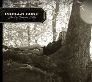 Chelle Rose Ghost of Browder Holler Cover Art